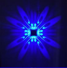 LED Modern Licht Aluminium Wandlamp 1 W 3 Speciale Phenix Decoratie Voor Aisle Slaapkamer Gang Porch Lampen Gratis Verz