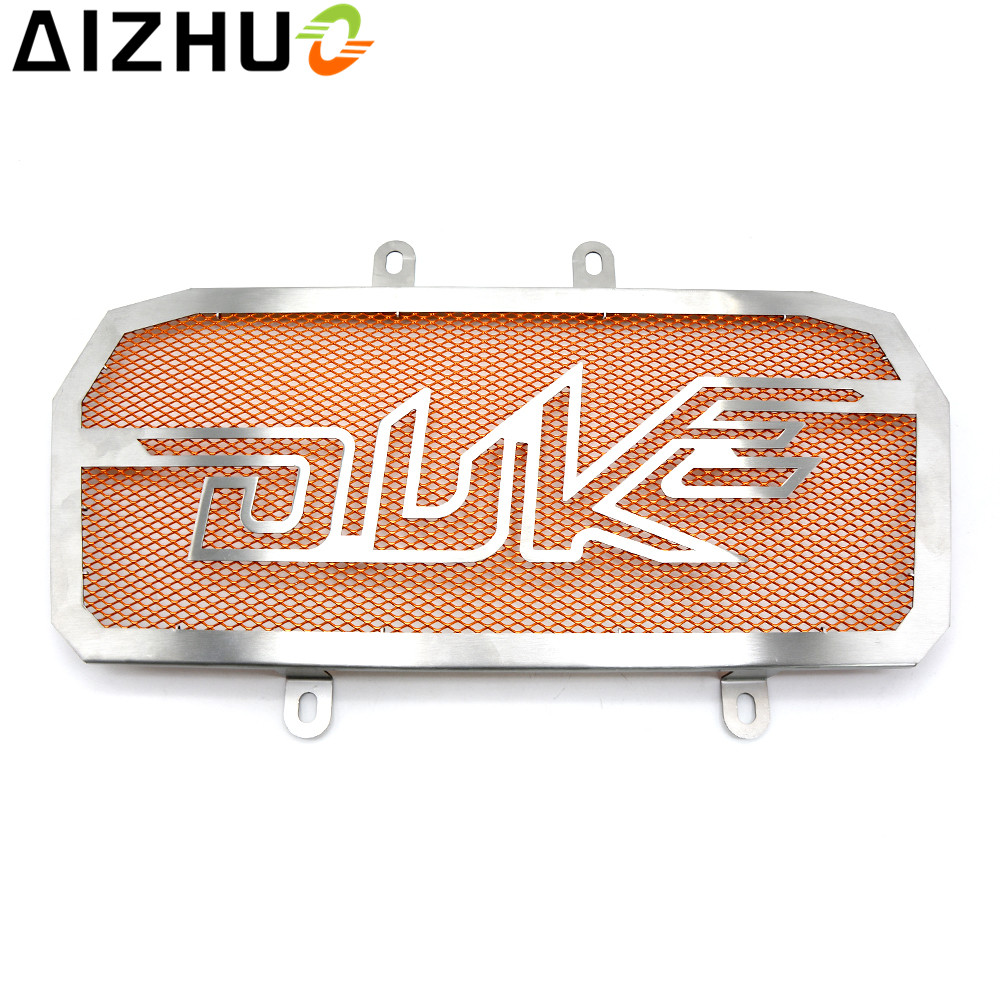 Motorcycle Accessories Radiator Grille Guard Cover Stainless Steel Motor Radiator Protection For KTM DUKE200 Duke 200 200Duke new motorcycle stainless steel radiator grille guard protection for yamaha tmax530 2012 2016