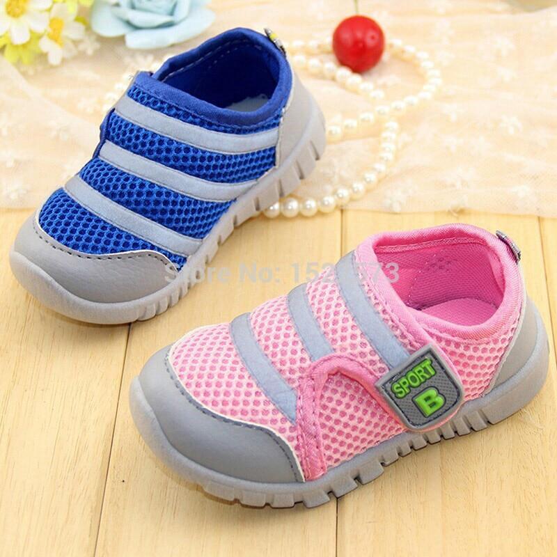 2016 Hot baby schoenen 13-15.5 cm kinderschoenen Merken sneaker - Kinderschoenen - Foto 2