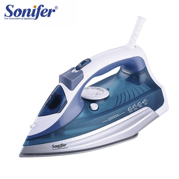 2200W Portable Electric Steam Generator Iron For Clothes High Quality Steam Station Vertical Iron  Ceramic Soleplate Sonifer clothes iron