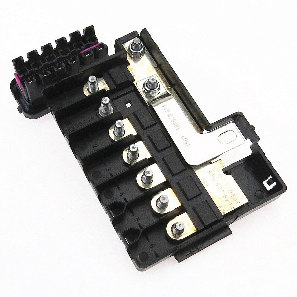 Doxa Battery Circuit Fuse Box For Mk6 Polo Up Sangtana Octavia Rapid Fabia 6r0937550a 6r0 937