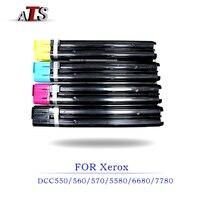 photocopier Toner Cartridge Copier Spare Parts Compatible with DCC550 DCC560 DCC5580 DCC6680 DCC570 DCC7780 Office Electronics