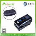 Promise Black Digital Oximeter SPO2 PI PR Oximetro De Dedo Portable Fingertip Pulse Oximeter CE Approved with Case