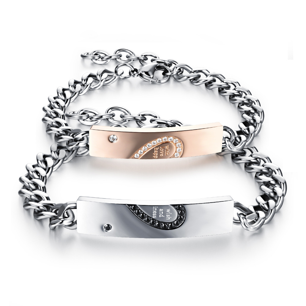 Online Buy Wholesale matching couples bracelets from China ...