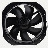 1PCS 280 MM X280 MM X80 MM Metal AC 220V Industrial fan 0.55A 100W