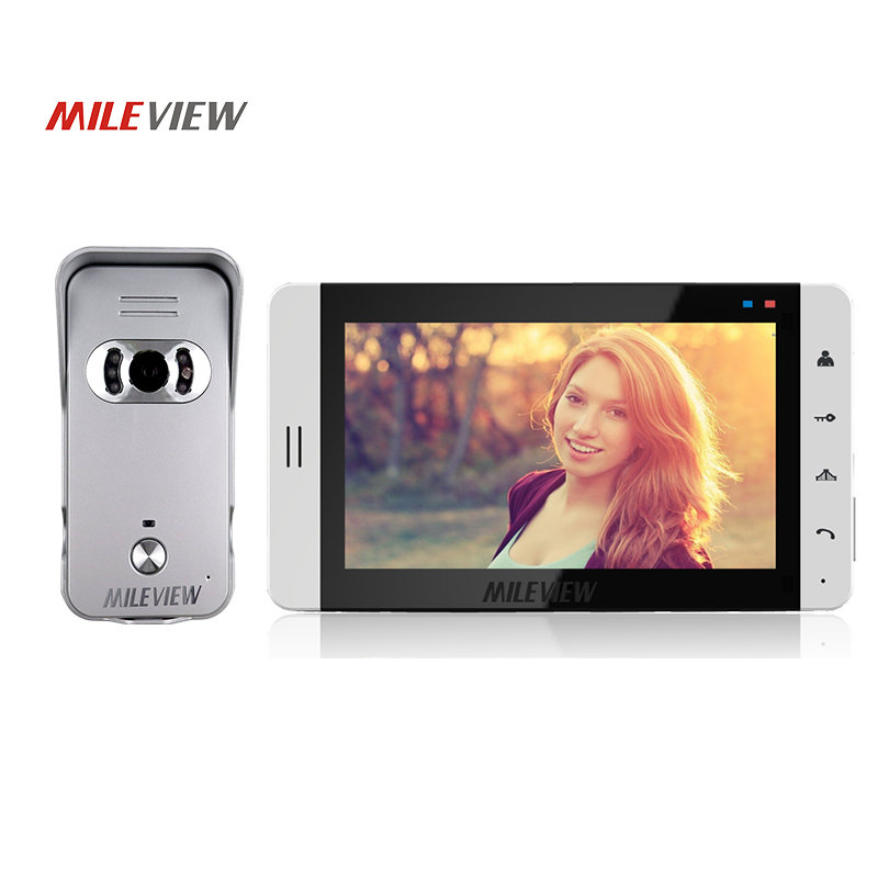 ୧ʕ ʔ୨GRATIS PENGIRIMAN Baru Rumah 7 inch Video DoorPhone Intercom ... ab6dad122e