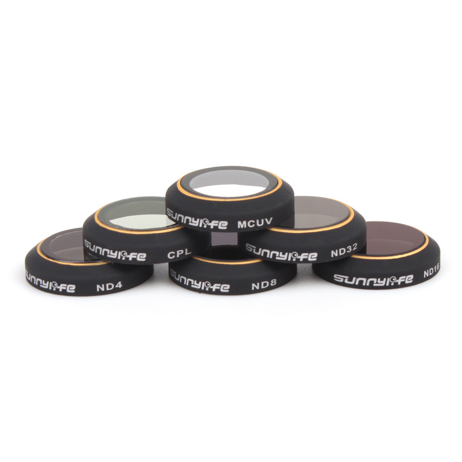 MRC-UV MRC-CPL ND4 ND8 ND16 ND32 Image Lens HD Filters for DJI MAVIC Pro Drone NEW Accessories Pro Factory Price