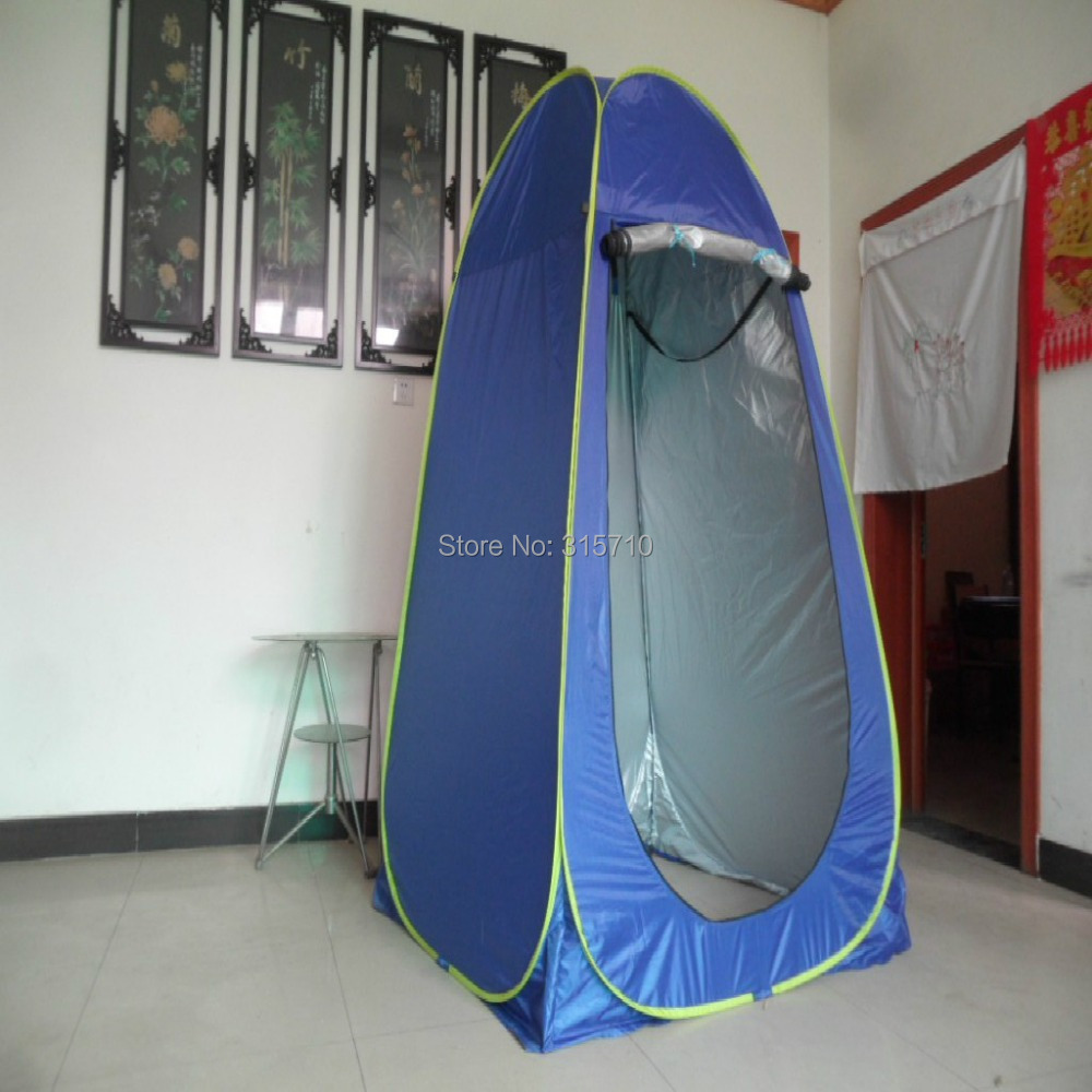 Portable Outdoor Shower Tent Dreesing Tent Toilet Tent