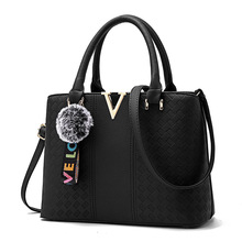Famous Brand Leather Handbags Women High Quality Casual Tote