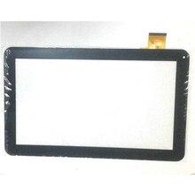 """Nuevo Para 10.1 """"Ostras T102MS 3G pantalla táctil del panel Digitalizador Tablet Reemplazo Del Sensor de Cristal Shiping Libre"""