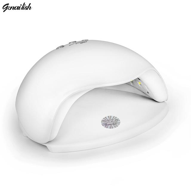 genailish SUN5X UV Lamp LED Lamp Nail Dryer 48W Nail Lamp for Curing UV Gel Polish Nail Art Tools