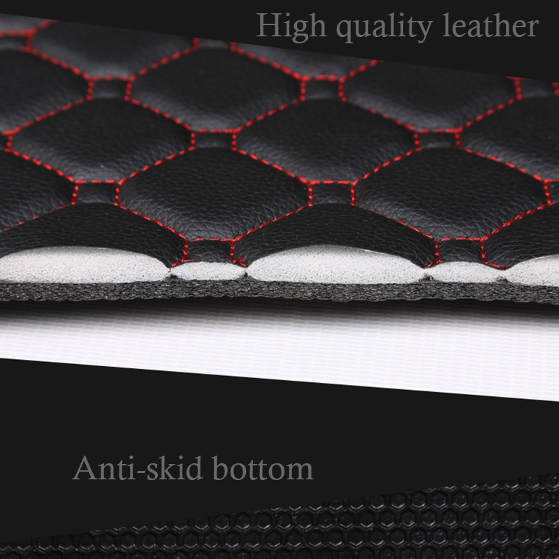 HLFNTF Custom Car Trunk Mat For mazda 2 3 5 6 8 CX-4 CX-5 CX-7 CX-9 atenza Tribute car accessorie car stying car trunk pad