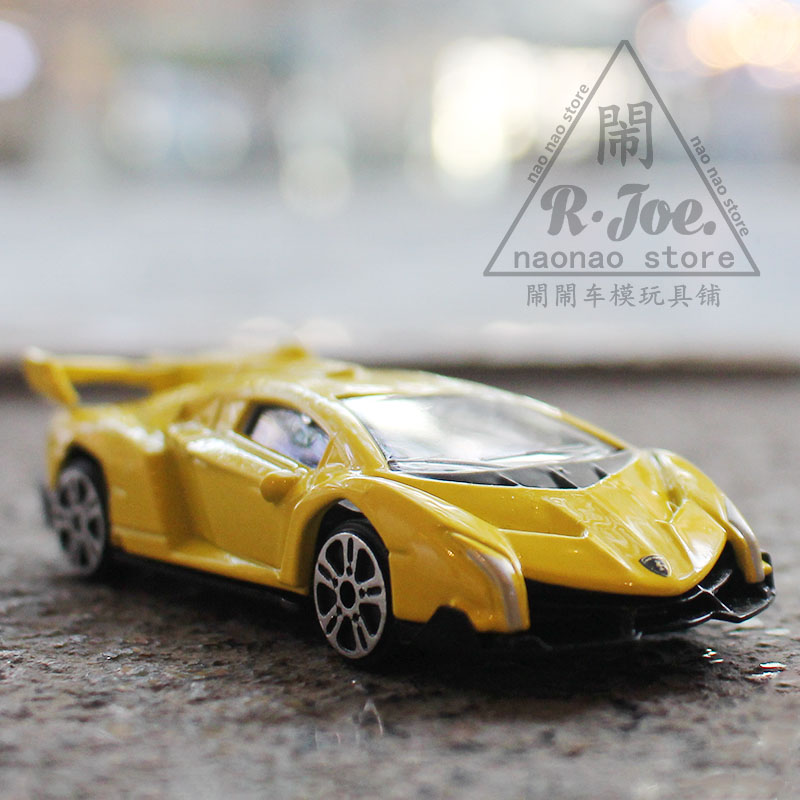 1:64 Alloy Car Model Car Series Sports Car Lambogini