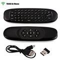 TK668 2.4 GHz Teclado Sem Fio Air Mouse Design Tablets Moda novo Indicador LED de Controle Remoto Para O Jogo