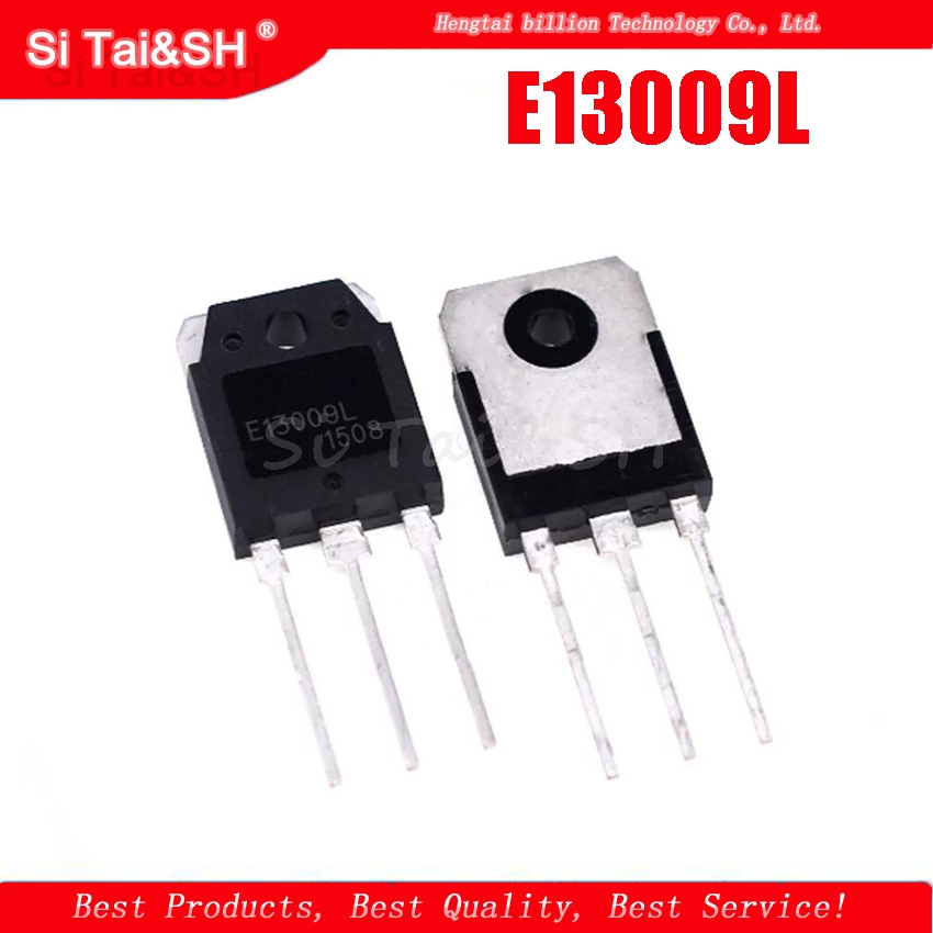 10pcs D13009K E13009L J13009 12A 400V TO-3P In Stock Can Pay IC