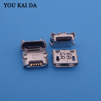 Micro USB Jack Charging connector For ASUS Memo Pad 7 ME170C Arnova 7b G3 AN7BG3 BBK Y15T Y613 X3L X3V X5 X510W X510T Y13L S11