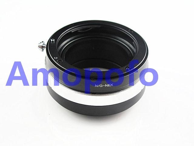 Nikon F AF-S AI G Nikon үшін Amopofo, AI (G) - NEX7 NEX7 NEX6 - Камера және фотосурет - фото 2