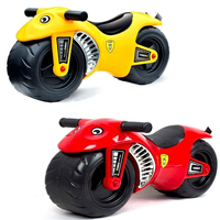 Children Motorcycle Cars For a Ride On Motorbike Educational Balance Cycling Ride For Active Riding Kids Toy Cars Gift