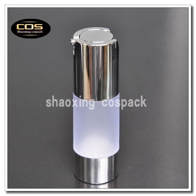 50 pcs za213 30 ml frascos de cosmeticos 30 ml airless dispenser embalagens 30 online atacado