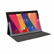 Ocube cubo t12 y t10 pc tablets case ultrafino espiga textura horizontal flip case con soporte de cuero