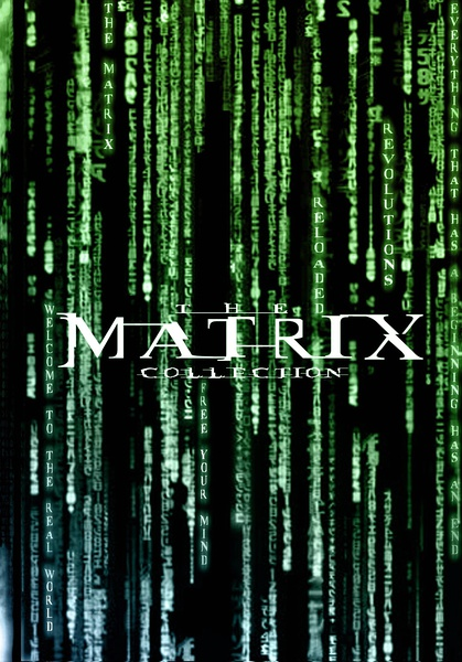 Matrix The Movie Poster 24x36