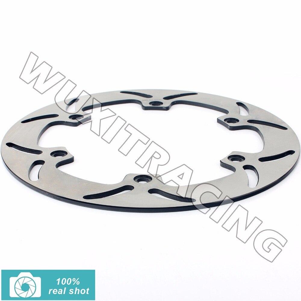 Rear Brake Disc Rotor for HONDA ST 1100 1300 A P PA Pan European / ABS 90 91 92 93 94 95 02-13 VTX 1800 C F N R S T 2002-2011