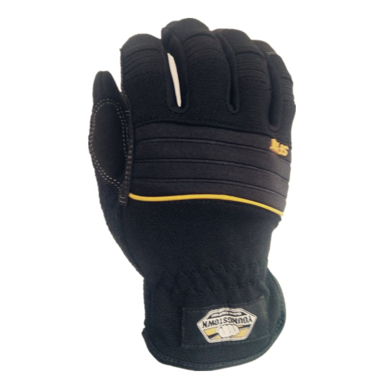 Genuine Highest Quality  Extra Durable Puncture Resistance Non-slip Working Gloves(Large ,Black)Genuine Highest Quality  Extra Durable Puncture Resistance Non-slip Working Gloves(Large ,Black)