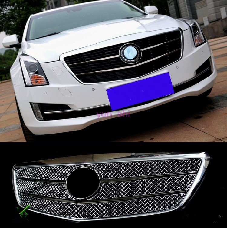 2014 Cars Cadillac Cts Use: Stainless Steel For Cadillac 2014 16 ATSL Car Air Inlet