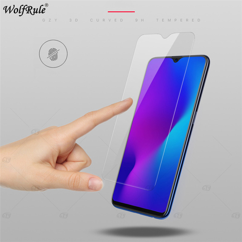 2PCS screen protector Oppo Realme U1 Glass OPPO Realme 1 9H 2.5D protective Phone film For Oppo Realme U1 Tempered glass