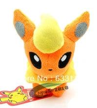 free drop shipping retail new arrived cute fashion orange Pokemon plush dolls toys 4 72 Christmas