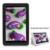 Liga de alumínio de 10 Polegada Tablets Android PC Bluetooth Dual camera 1GB16GB 1024*600 LCD de alta definição e Quad Core Tablets Pc