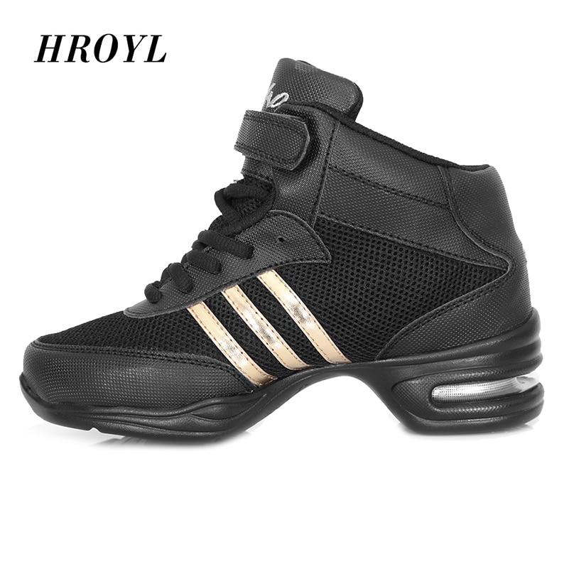 New arrival Dance shoes women Jazz Hip Hop Shoes sneakers for women dancing ladies shoes genuine leather dance shoes women jazz hip hop shoes latin salsa sneakers for woman dance shoes size 35 36 37 38 39 40