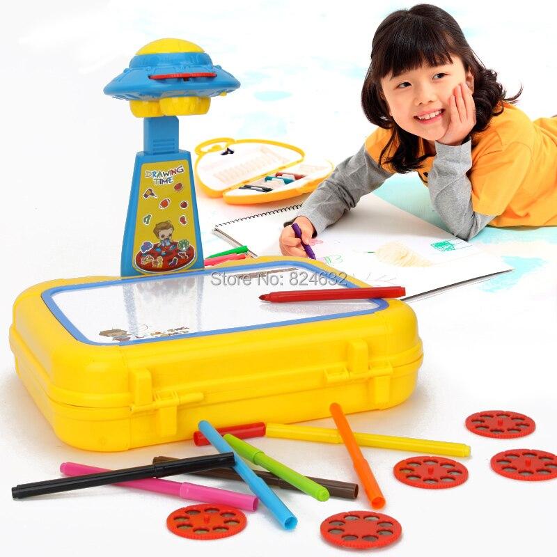acquista all'ingrosso online bambini tavolo da disegno da ... - Tavolo Da Disegno Per Bambini