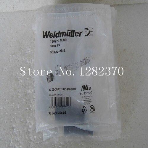 1PC New Weidmuller Plug IE-PS-RJ45-FH-BK