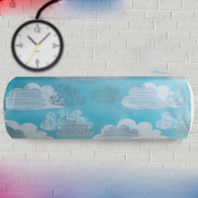 Hanging Air Conditioning Dust Cover Proof Waterproof Folding Protective Living Room Bedroom Decor косметика living proof купить
