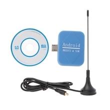 SDR приемник SDR+ R820T2 микро RTL-SDR ADS-B антенна для Android смартфон