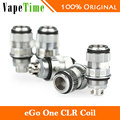 Original 5pcs Joyetech eGo One CLR Coils 0.5ohm 1.0ohm Atomizer Head For Ego One Atomizer Head Electronic Cigarette