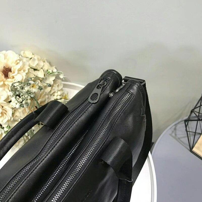 Unique W37h25d14cm Sac Femmes Grande documents Porte Et De Capacité 2019 Cuir Nouveau Oblique Satchel Hommes À Dos épaule BCqxRO