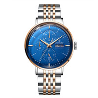 Senors Automatic Watch Men Luxury Brand Mens Mechanical Watches Round Case Stainless Steel Band Auto Movement Waterprooof sn084