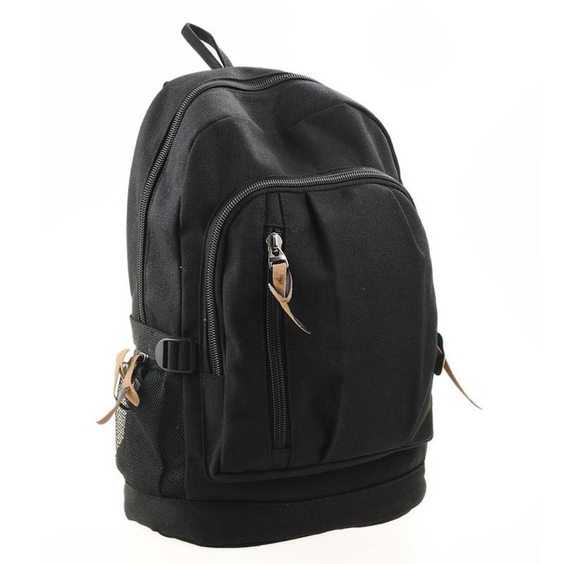 цена на New Fashion Canvas Women/Men Backpack Preppy Style Student School Bag Casual Travel bags Mochila Bolsa Girl Shoulder bag
