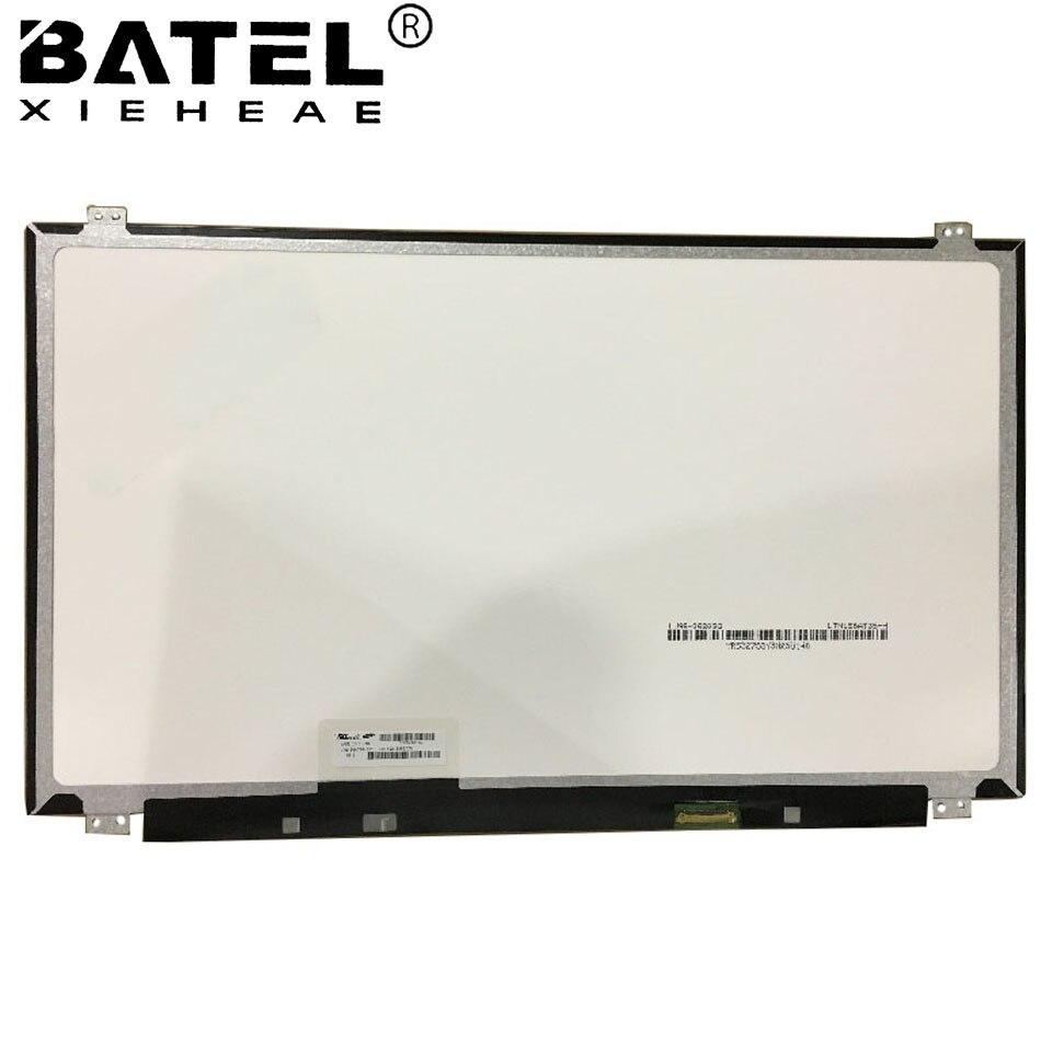 LTN156HL02 IPS Laptop LCD Screen Matrix for laptop Antiglare 1920X1080 FHD 15 6 Replacement LTN156HL02 201