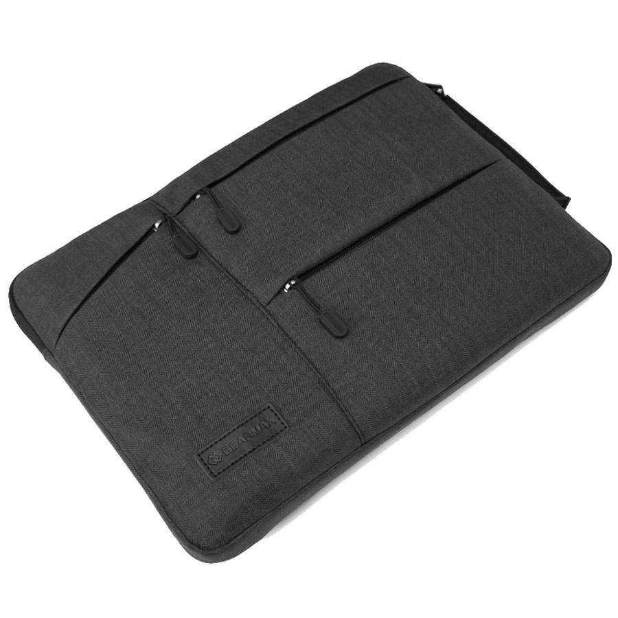 2018 Ny GEARMAX Pocket Sleeve Väska till MacBook Pro 13 Fodral + - Laptop-tillbehör - Foto 2