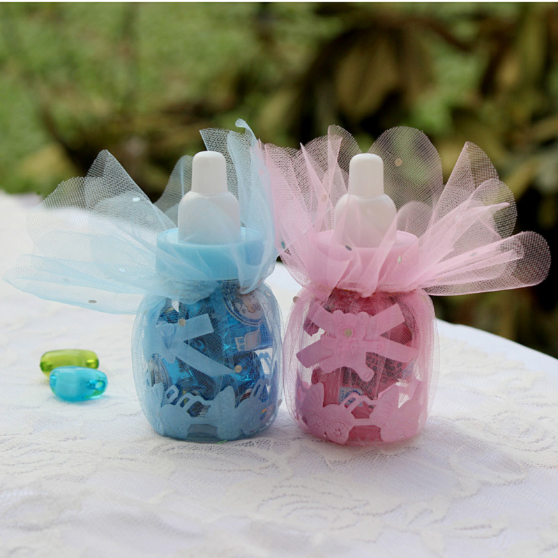 Baby Shower Favors China ~ Online buy wholesale pink baby bottles from china