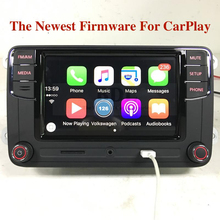 Nueva carplay MIB noname Car Radio RCD330 Plus Carplayer 512 MB RAM RDS RCN210 RCD510 Para VW Golf 5 6 Jetta Passat Tiguan Polo