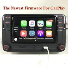 "Noname 6.5 ""MIB RCD330 Plus Carplay 512 MB RAM RDS RCD510 Rádio Do Carro RCN210 Bluetooth Para VW Tiguan Golf 5 6 Jetta Passat Polo"
