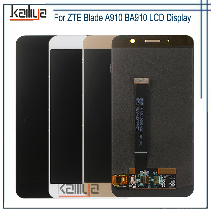 LCD Display For ZTE Blade A910 BA910 +Touch Screen For ZTE Blade A910 Digitizer Assembly Replacement For ZTE Blade A910 BA910