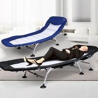 2017 Yeni Çok açılı Ayarlanabilir Wrap-around Kat Yatak Ofis Nap Yastık Fold Ile Yatak Sandalye Kalınlaşmış Yatak yüzey Kırmızı Ve Siyah
