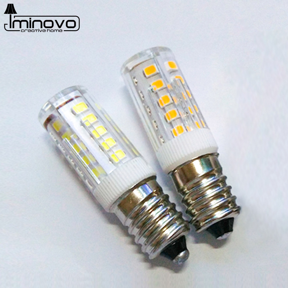 IMINOVO 20 Pack E14 LED Light Bulb AC 220V 6W 2835 SMD Ceramics Spotlight Replace Halogen Spotlight Chandelier Warm/Cool White xunruixing p 005 e27 5w 320lm 8350k 20 smd 2835 led cool white light bulb white ac 220v