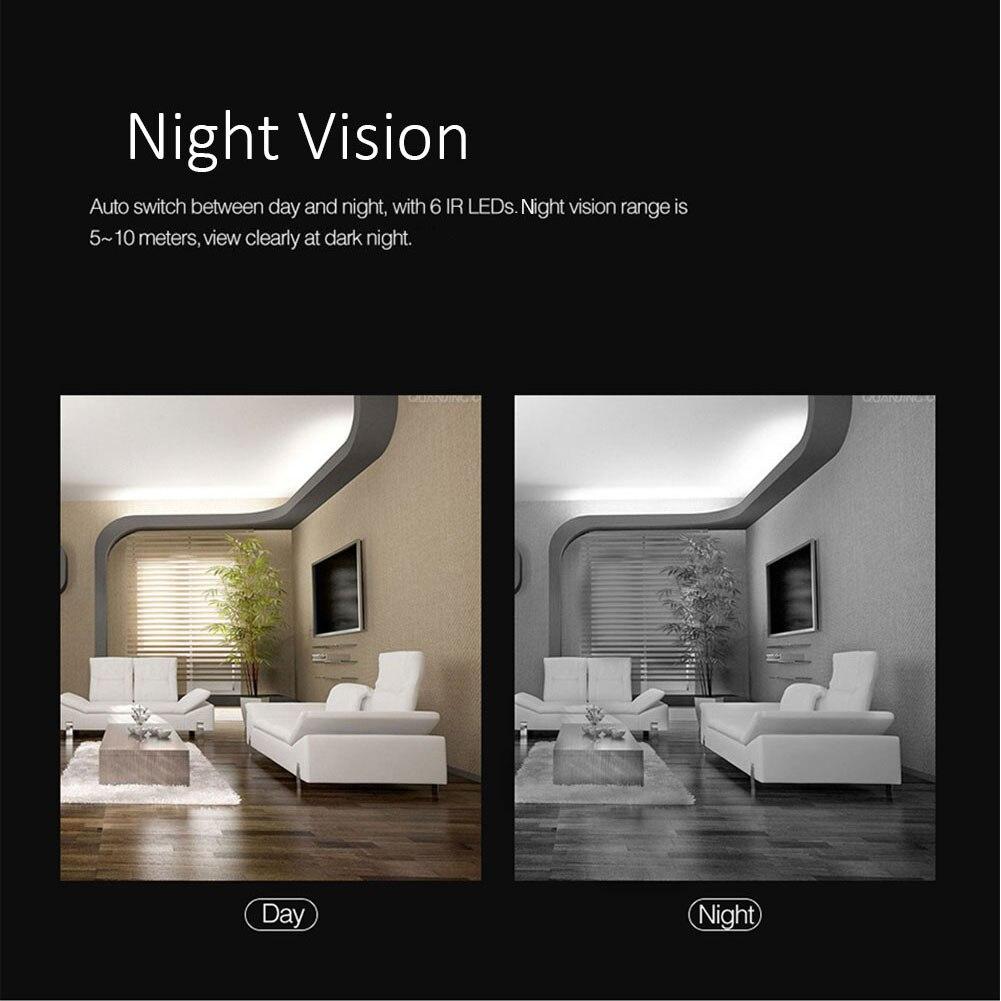 HOT SALE] CDYCAM HD 1080P IP Camara Wifi Home Security CCTV