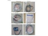 spO2 probe , blood pressure cuff and temp probe for patient monitor vet